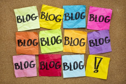 Blog Sticky Note