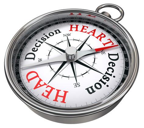 heart vs head dilemma